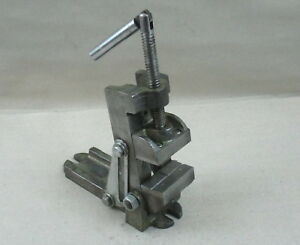 Nice Original Taiwann Angling Drill Press Vise Milling Machinist Tool Tooling