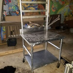 Stainless Steel Table 36x36