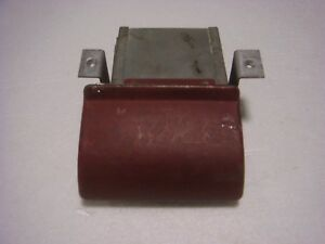 1970 Amc Amx Javelin Dash Ashtray Slide Out Used Ash Tray 70 Red