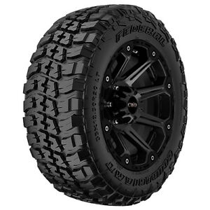4 Lt35x12 50r15 Federal Couragia M T 113q C 6 Ply Bsw Tires