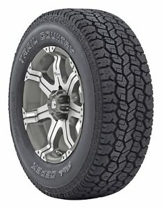 Mickey Thompson 90000002037 Dick Cepek Trail Country Tire Lt285 70r17 Blk