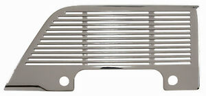 1951 1952 Ford Truck Speaker Grill Chrome Plated 1c 8104405 C New