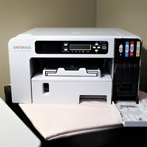 Sawgrass Virtuoso Sg400 Printer With Set Of Ink 95 Sheets Sublimation Paper