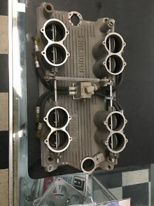 Hilborn 1960 S Fuel Injection Manifold 265 C 8d