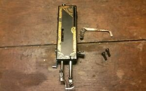 Antique 1880 S White Treadle Sewing Machine Front Assembly