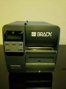 Brady T300 Thermal Transfer Label Printer Usb Ethernet 300 Dpi Resolution