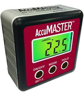 Calculated Industries 7434 Accumaster 2in1 Magnetic Digital Level