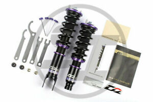 For 99 03 Mazda Protege Mazdaspeed D2 Racing Rs Series Suspension Coilovers