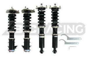 For 96 00 Mitsubishi Mirage Bc Racing Br Series Adjustable Suspension Coilovers