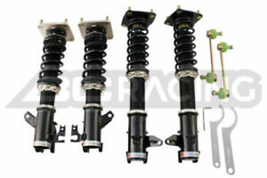 For 99 03 Mazda Protege Bc Racing Full Dampening Adjustable Suspension Coilovers
