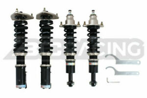 For 02 07 Mitsubishi Lancer Bc Racing Br Series Adjustable Suspension Coilovers