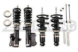 For 10 13 Chevrolet Camaro Bc Racing Adjustable Shocks Springs Coilovers