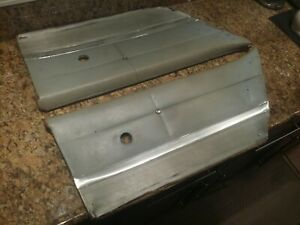 1961 Chevrolet Impala Bel Air 2 Door Bubble Top Rear Inner Interior Panels