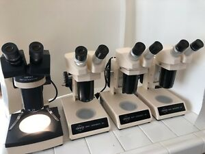 Swift Stereo Microscope Series Sm90 And Sm80