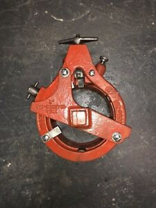 Victaulic 5 Pipe Grooving Tool Cut Vic groover Groove Cutter Ridgid