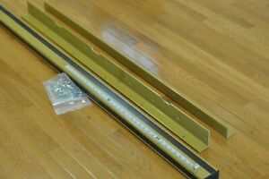 Powermatic Fence Rails And Table Extension For Model 66 Table Saw