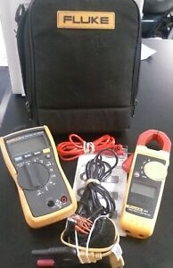 True Rms Multimeter And Clamp Meter Fluke 116 Tools
