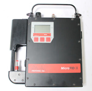 Inficon Photovac Microfid Ii Intrinsically Safe Flame Ionization Detector