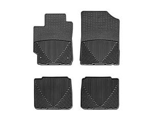 Weathertech All Weather Floor Mats For Toyota Camry 2007 2011 1st 2nd Row Black
