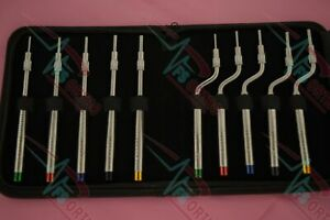 Sinus Lift Osteotomes Straight Off Set Convex Dental Implant Instrument By Fs