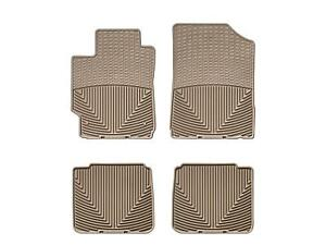 Weathertech All weather Floor Mats For Toyota Camry 2007 2011 1st 2nd Row Tan