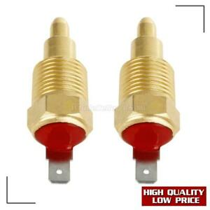 210 Degree Electric Thermostat Temperature Switch Fits 10 12 16 Cooling Fan X2