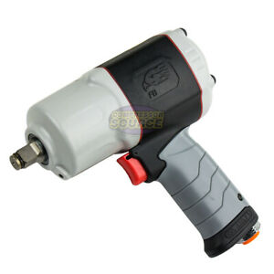 1 2 Drive Compressed Air Impact Wrench 635 Ft Lbs Torque Pneumatic Driver Tool