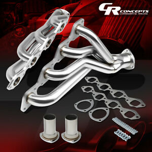 For Chevy A Body Big Block 396 502 454 Stainless Exhaust Manifold Shorty Header