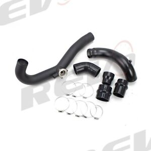 Rev9 15 19 Ford Mustang Ecoboost 2 3l Turbo Intercooler Hard Pipe Kit 2 5 2 75