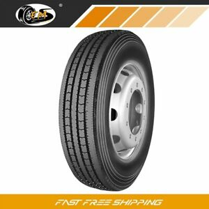 1 New 245 70r19 5 135 133m 16pr All Position Commercial Truck Tire