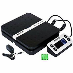 Digital Shipping Postal Scale Lcd Display Battery Powered Usb Cable Ac Adapter