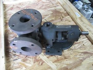 Viking Pump Model3 H225 Shaft 1 1 2 Dia 3 4 2 Inlet 2 24231b