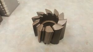Shell Mill 2 1 4 Weldon S225 7 Hss 76 76 S25257 Rh Cut End Cutting Bit