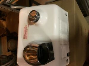 World Dryer Model Da1 Hand Dryer Wave Button 115 Volt Used
