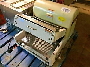 Commercial Countertop Bread Slicer Mb 1 2