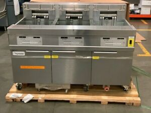 Frymaster Fpre380c 3 Vat Electric Fryer 220 280 60