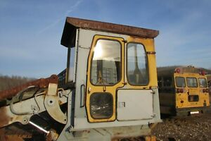 941 Caterpillar Crawler Loader Cab Universal Enclosed Bolt On Cab 1892