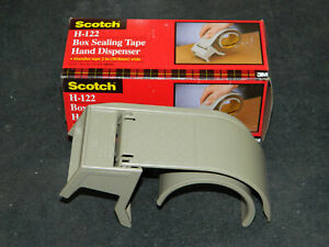 1 Brand New 3m Scotch H 122 Box Sealing 2 Tape Hand Dispenser 06925 Usa Made