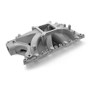 351w Ford High Rise Aluminum Intake Manifold Single Plane