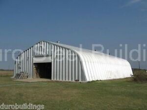 Durospan Steel 40x70x18 Metal Building Farm Workshop Storage Shed Factory Direct
