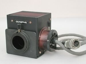Olympus Microscope Lamp House With Connectting Cord