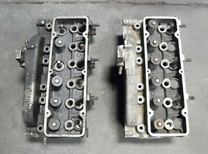 1964 Corvair Cylinder Heads 110hp Gm 3856632 For Rebuild