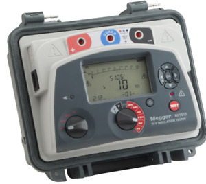 Megger Mit515 Insulation Tester 10 Tera Resistance 5kv Multi range Test Voltage