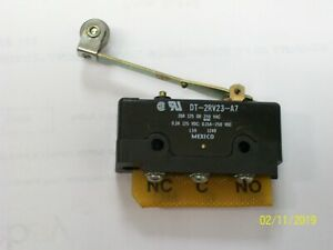 New Honeywell Micro Limit Switch Dt 2rv23 a7