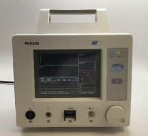 Philips M3929a A3 Color Patient Monitor
