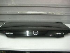 2006 2014 Mazda Miata Mx 5 Oem Rear Trunk Lid Deck Lid Black