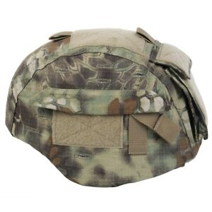 Emerson Paintball Airsoft Tactical Helmet Cover MR Camo for MICH 2000 ACH Helmet