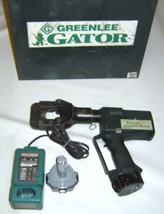 Greenlee Gator Plus Esg45gl 12v Battery Powered Cable Cutter