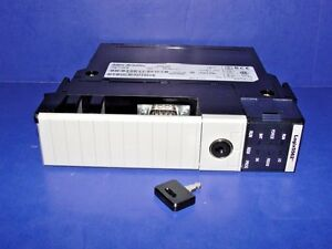 Allen Bradley 1756 l62 Series B Controllogix Controller Processor With Key