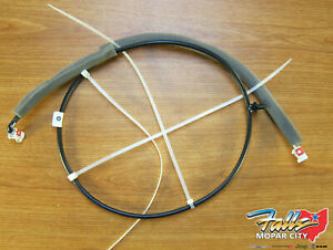 2012 2019 Jeep Wrangler Jk Replacement Radio Antenna And Wire New Mopar